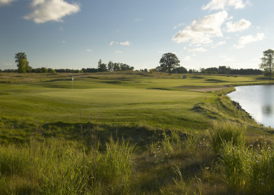 Blackwolf Run Meadow Valleys Golf Course Hole 7 Goose Valley