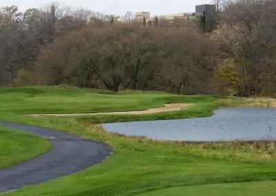 Blackwolf Run - River Golf Course Hole 10 River and Marsh Tee