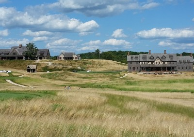 Erin Hills Golf Course Clubhouse