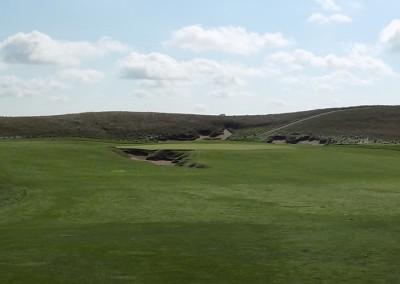 Erin Hills Golf Course Hole 5 Approach