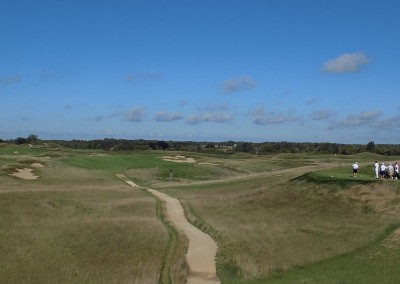Erin Hills Golf Course Hole 7 Tee