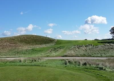 Erin Hills Golf Course Hole 8 Tee