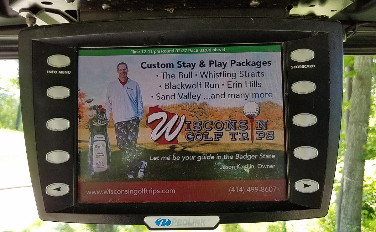 Bull cart ads image