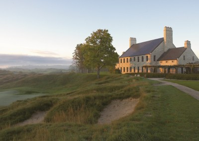 Whistling Straits Clubhouse