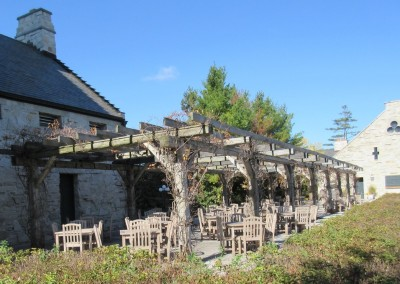 Whistling Straits - Clubhouse Patio