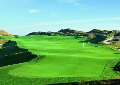 Whistling Straits Irish Course Hole 10 Tee