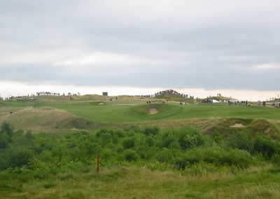 Whistling Straits Straits Course 2004 PGA Hole 10 Tee