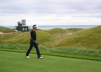 Whistling Straits Straits Course 2004 PGA Hole 16 Tee Jacobson