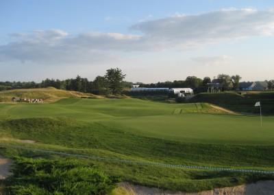 Whistling Straits Straits Course 2010 PGA Hole 11 Green