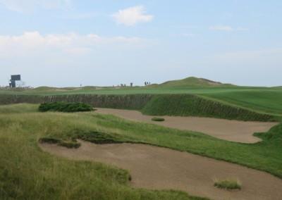 Whistling Straits Straits Course 2015 PGA Hole 11 Mega Bunker