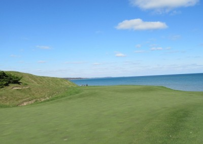 Whistling Straits - Straits Course Hole 12 Pop Up Green