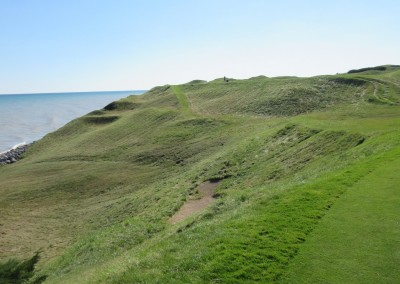 Whistling Straits - Straits Course Hole 12 Pop Up Rough