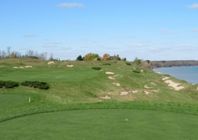 Whistling Straits - Straits Course Hole 13 Cliff Hanger Tee