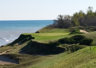 Whistling Straits - Straits Course Hole 17 Pinched Nerve Tee