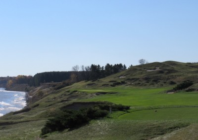Whistling Straits - Straits Course Hole 4 Glory Tee