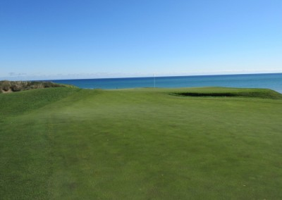 Whistling Straits - Straits Course Hole 6 Gremlin's Ear Green