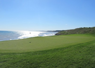 Whistling Straits - Straits Course Hole 7 Shipwreck Green