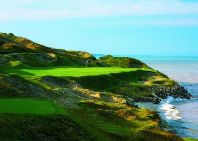 Whistling Straits Straits Course Hole 7 Tee