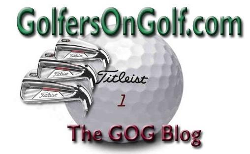Golfers on Golf image
