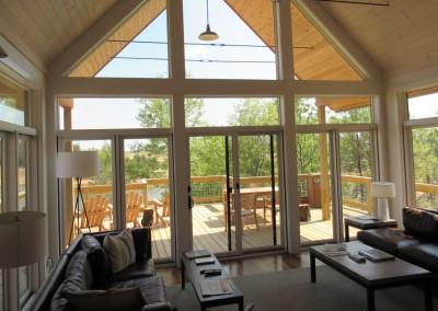 Sand Valley Golf Resort Cottage Great Room