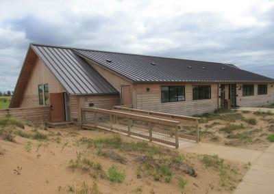 Sand Valley Golf Resort Fairway Lodge Back