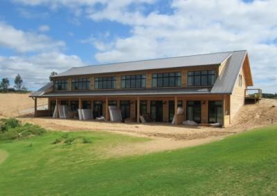 Sand Valley Golf Resort Fairway Lodge Front