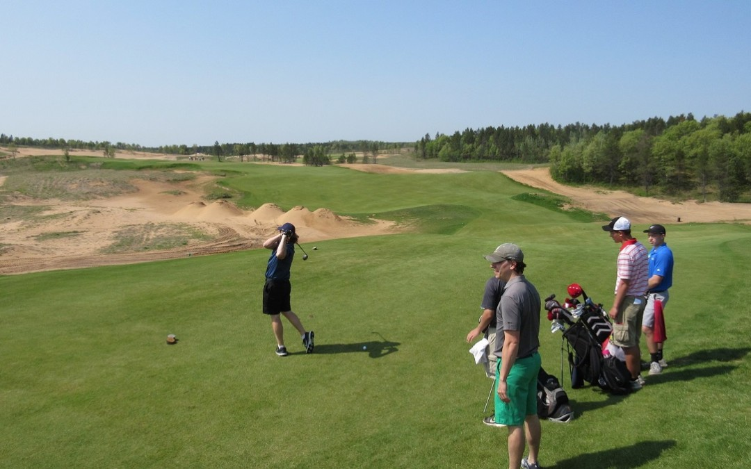 Sand Valley – What A Place!