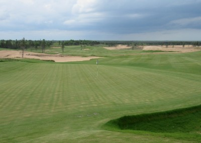 Sand Valley Golf Resort Hole 18 Green