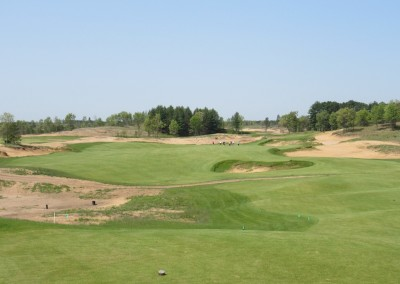 Sand Valley Golf Resort Hole 2 Tee (2)
