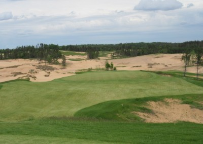 Sand Valley Golf Resort Hole 6 Tee
