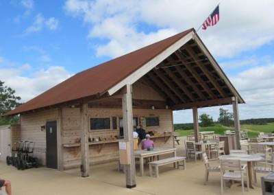 Sand Valley Golf Resort Sand Valley Course Craig's Porch