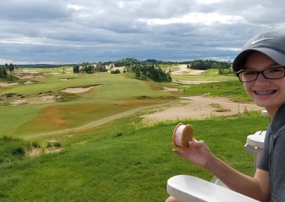 Sand Valley Golf Resort Sand Valley Course Hole 10 Ice Cream