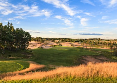 Sand Valley Golf Resort Sand Valley Course Hole 5 STOCK
