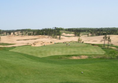 Sand Valley Golf Resort Sand Valley Course Hole 5 Tee