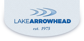 Wisconsin Golf Courses - Lake Arrowhead Golf Course Logo