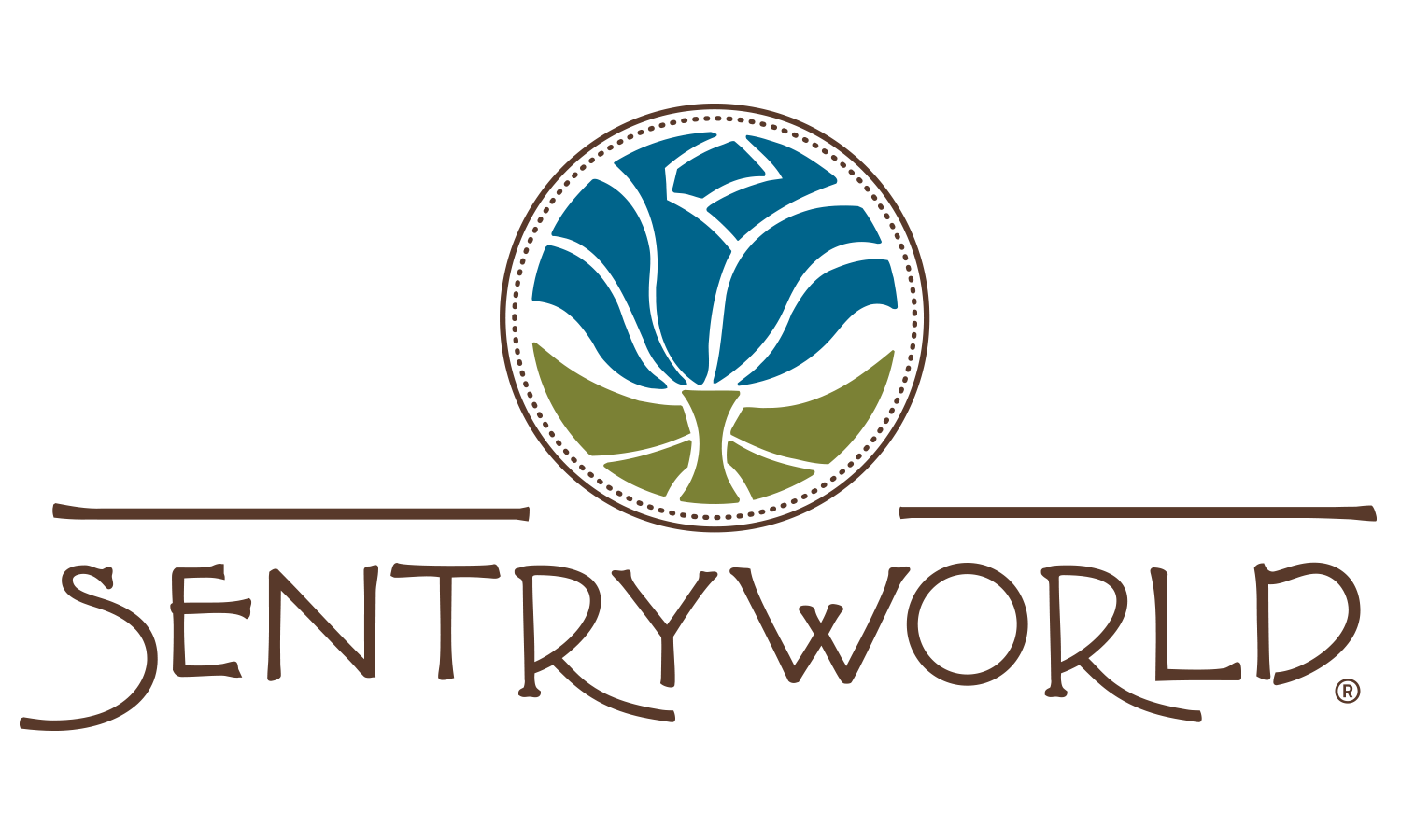 Wisconsin Golf Courses - SentryWorld Logo