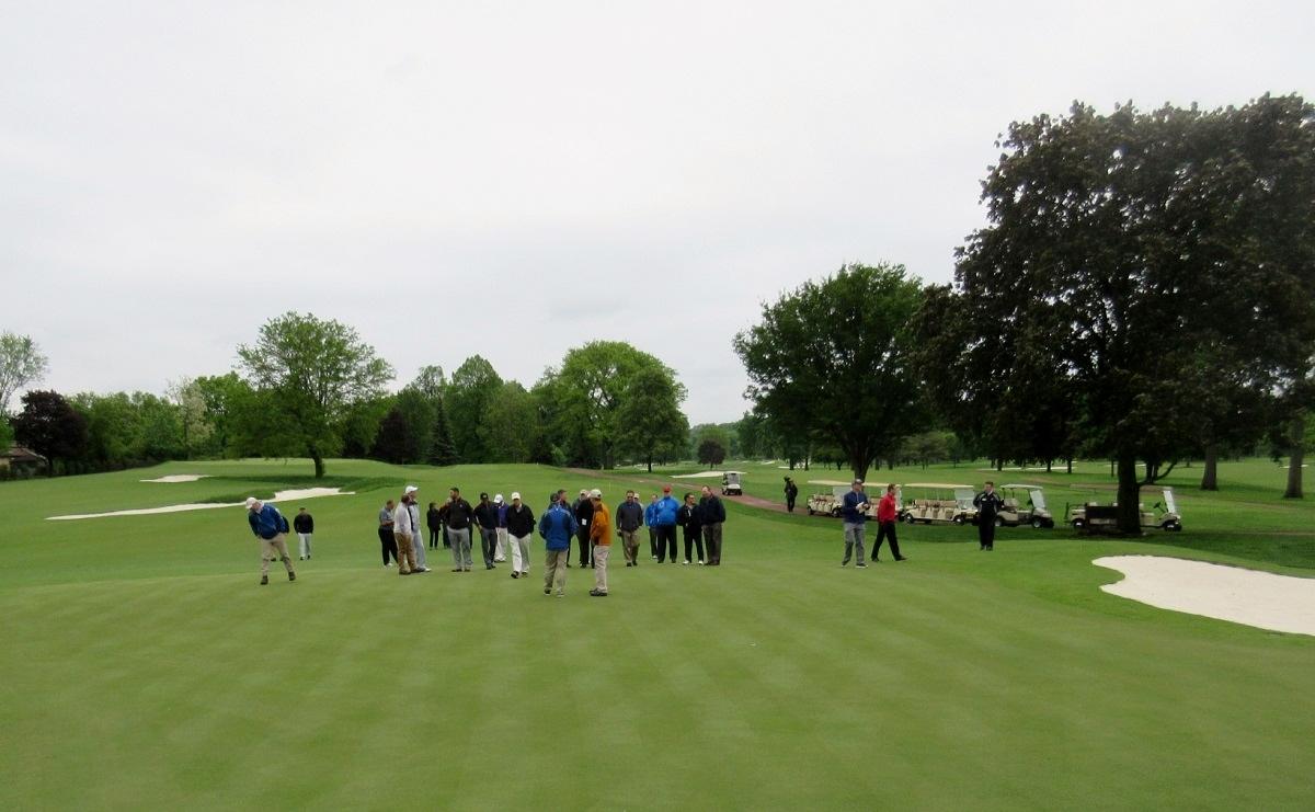 medinah gallery wisconsin golf trips