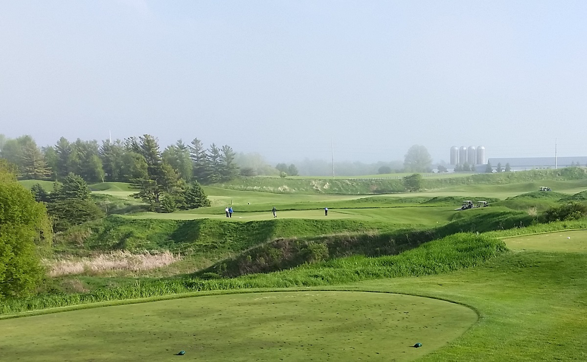 Golf 8 2018 >> Blackwolf Run Meadow Valleys Course Pictures to Pin on Pinterest - ThePinsta