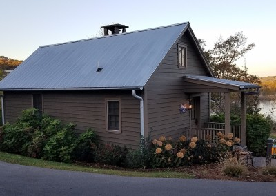 Big Cedar Lodge Lakeside Cottage Exterior
