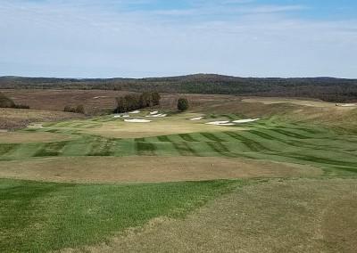 Buffalo Ridge Hole 1 Par 5