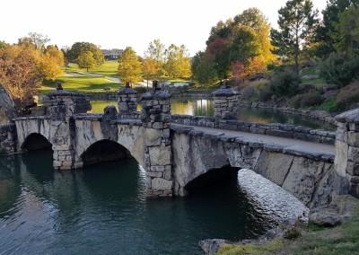 Top Of The Rock Hole 6 Bridge