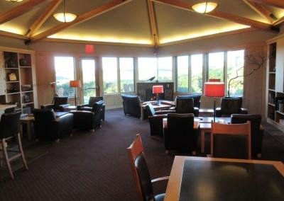 Bandon Dunes Resort Inn Library