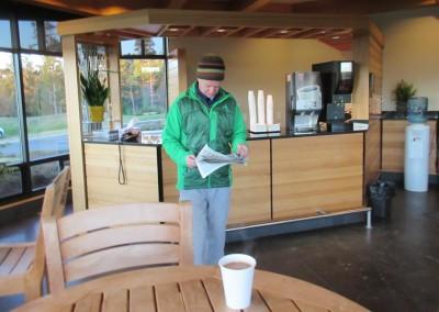 Bandon Dunes Resort Practice Center Coffee