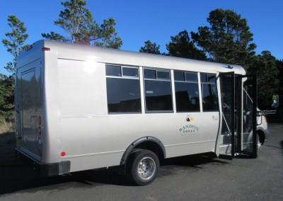 Bandon Dunes Resort Shuttle