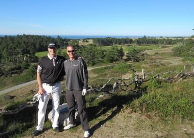 Bandon Trails Hole 14 Vista Duo