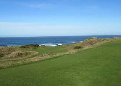 Pacific Dunes Hole 10 Back Tee