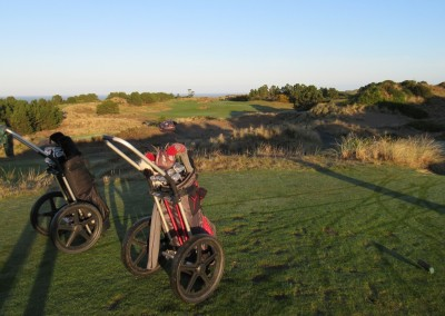 Pacific Dunes Hole 2 Back Tee