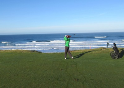 Pacific Dunes Hole 4 Approach JB